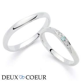 ドゥクールの結婚指輪(マリッジリング)3