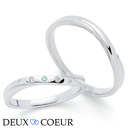 ドゥクールの結婚指輪(マリッジリング)2