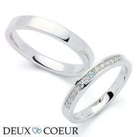ドゥクールの結婚指輪(マリッジリング)1