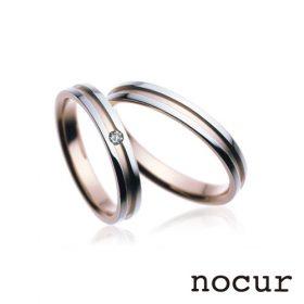 ノクルの結婚指輪(マリッジリング)1