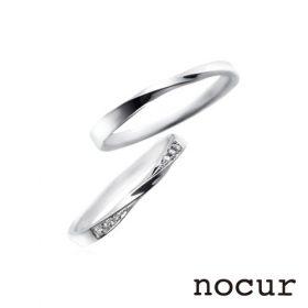 ノクルの結婚指輪(マリッジリング)3