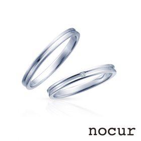 ノクルの結婚指輪(マリッジリング)5