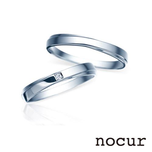 ノクルの結婚指輪(マリッジリング)9