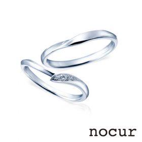 ノクルの結婚指輪(マリッジリング)12