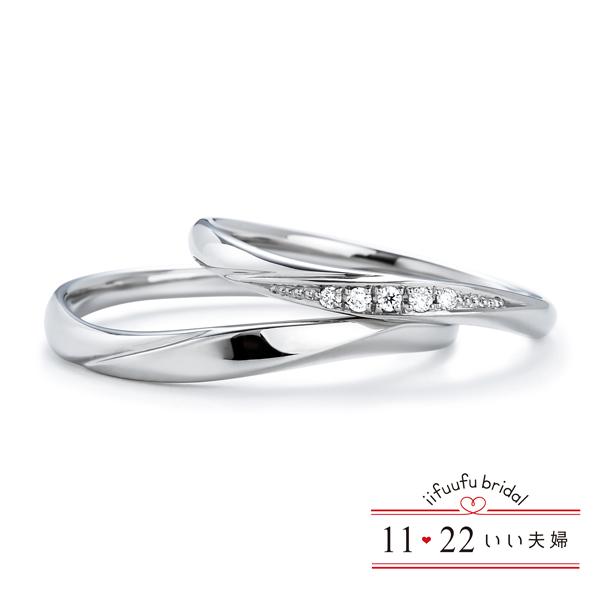 いい夫婦ブライダルの結婚指輪(マリッジリング)3