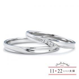 いい夫婦ブライダルの結婚指輪(マリッジリング)4