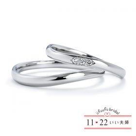 いい夫婦ブライダルの結婚指輪(マリッジリング)5