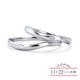 いい夫婦ブライダルの結婚指輪(マリッジリング)6