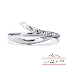 いい夫婦ブライダルの結婚指輪(マリッジリング)8