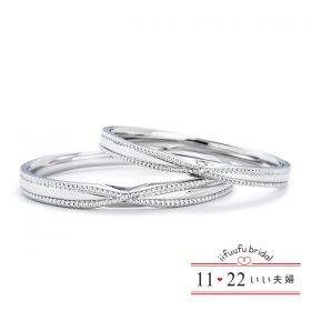 いい夫婦ブライダルの結婚指輪(マリッジリング)9