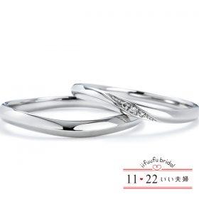 いい夫婦ブライダルの結婚指輪(マリッジリング)10