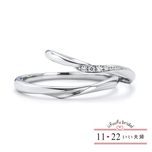 いい夫婦ブライダルの結婚指輪(マリッジリング)11