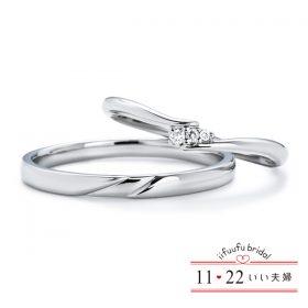いい夫婦ブライダルの結婚指輪(マリッジリング)12