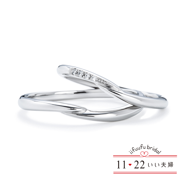 いい夫婦ブライダルの結婚指輪(マリッジリング)13