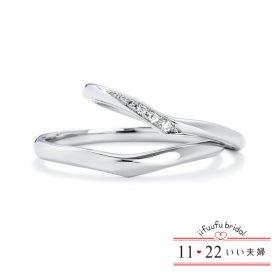 いい夫婦ブライダルの結婚指輪(マリッジリング)14