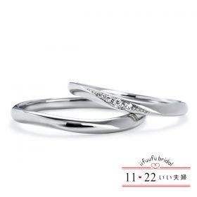 いい夫婦ブライダルの結婚指輪(マリッジリング)15
