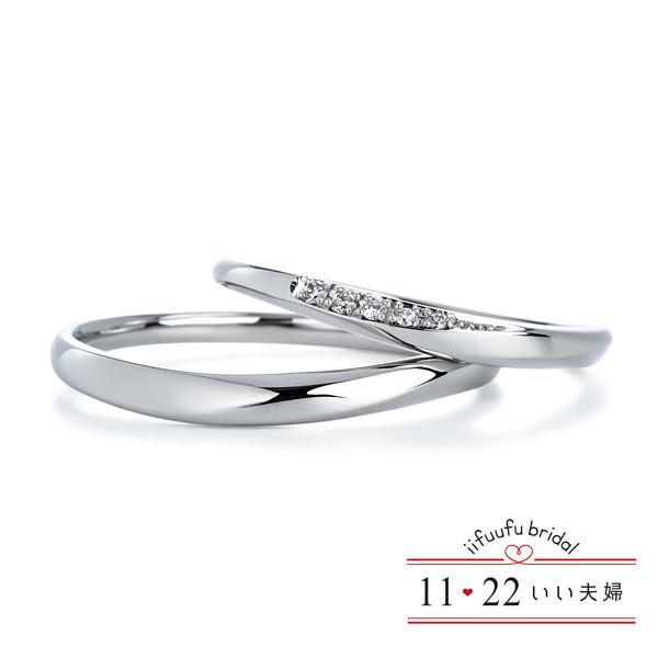 いい夫婦ブライダルの結婚指輪(マリッジリング)16