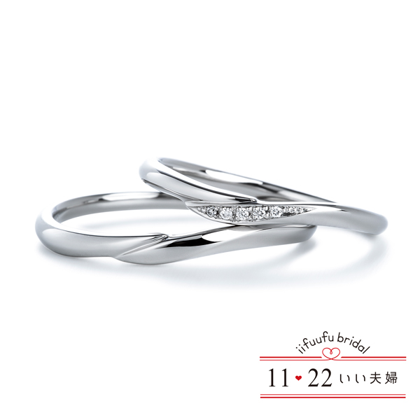 いい夫婦ブライダルの結婚指輪(マリッジリング)17