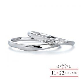 いい夫婦ブライダルの結婚指輪(マリッジリング)18