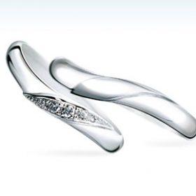 サムシングブルーの結婚指輪SB859-SB860
