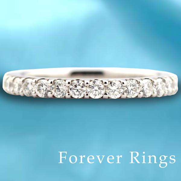 フォーエバーリングスの婚約指輪(エンゲージリング)エターナル