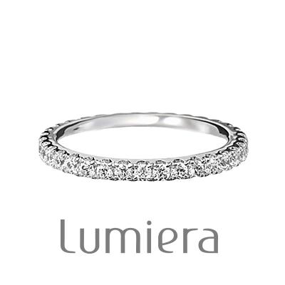 ルミエラのダイヤモンドエタニティリング6
