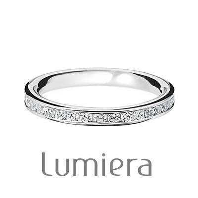 ルミエラのダイヤモンドエタニティリング3