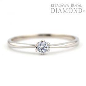 キタガワロイヤルダイヤモンドの婚約指輪/KG389